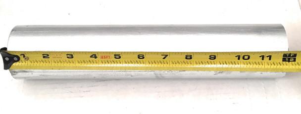 "Zinc Cast Rods - 2.5"" Diameter x 1 Foot"