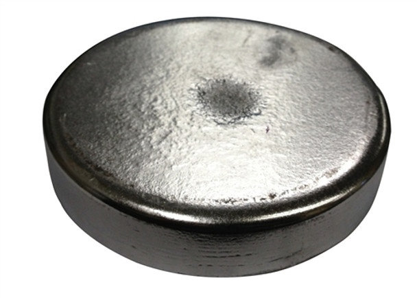 "Zinc Disc 5"" Diameter x 1"" Thick"