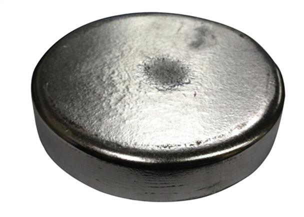 "Zinc Disc 8"" Diameter x 1"" Thick"