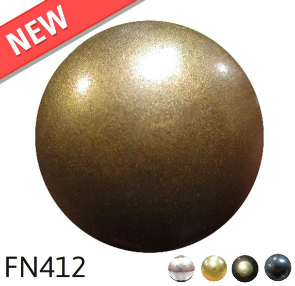 """Nail412 - High Dome Nail - Head Size:5/8"""" Nail Length:5/8"""" 500 per box"""