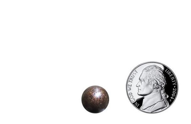 """Z912 - Dark Brass High Dome Nail Head - Head Size:7/16"""" Nail Length:1/2"""" - 1000 per box"""