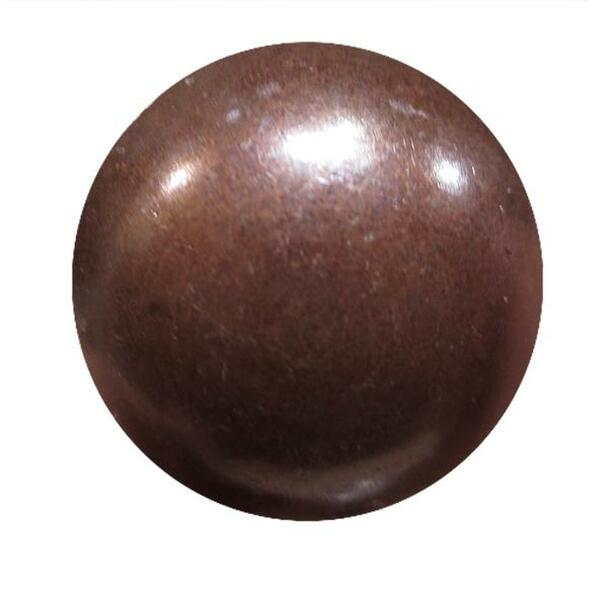 "BD21-93 - Bronze High Dome - Head Size:13/16"" Nail Length:5/8"" - 160 per box"
