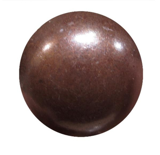 "Overstock BD21-93 - Bronze High Dome - Head Size:13/16"" Nail Length:5/8"" - 160 per box"