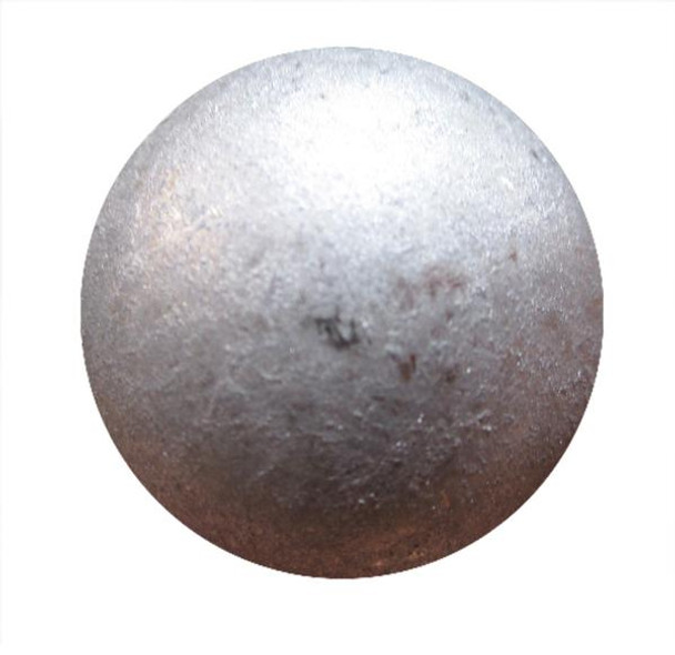 "BD21-95 - Pewter High Dome -  Head Size:13/16"" Nail Length:5/8"" - 160 per box"