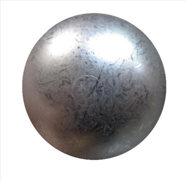 "PM50 - Glazed Pewter High Dome - Head Size:15/16"" Nail Length:5/8"" - 250 per box"