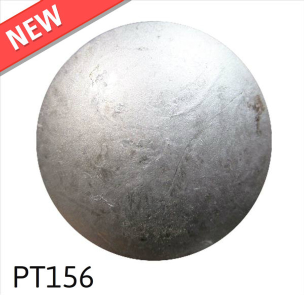 "PT156 - Pewter Low Dome - Head Size:15/16"" Nail Length:5/8"" - 250 per box"