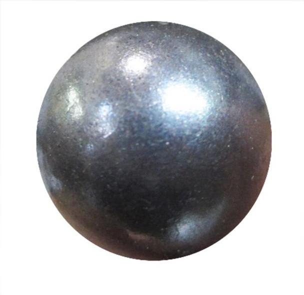 "BP912 - Black Pearl High Dome - Size:7/16"" Nail Length:1/2"" - 1000 per box"