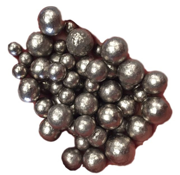 Nickel Balls (1 pound | 99.8+% Pure)