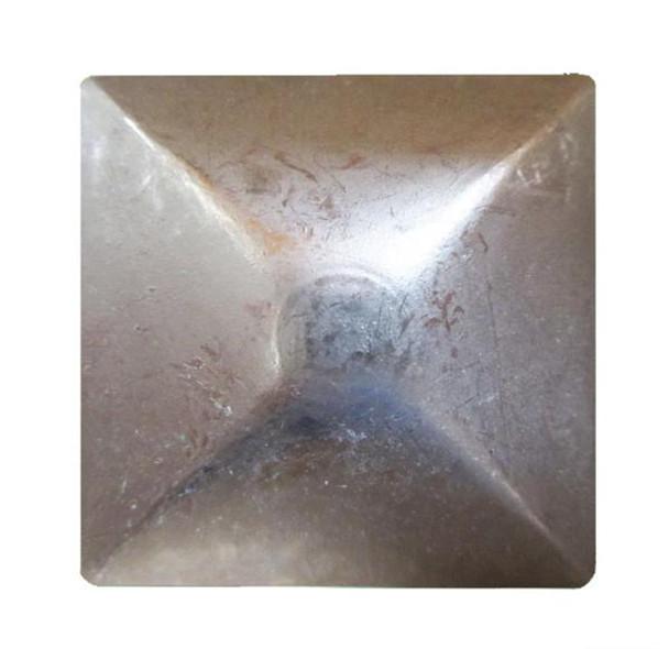 """BD60 - Square Nail Head Size: 1.125"""" Nail Length: 3/4"""" - 25 per box"""