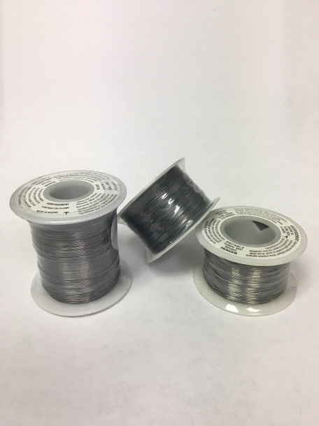 """Lead Impression Wire-0.015"""" w/2% SB - 1 Pound (.381 mm)  Clearance Checking"""