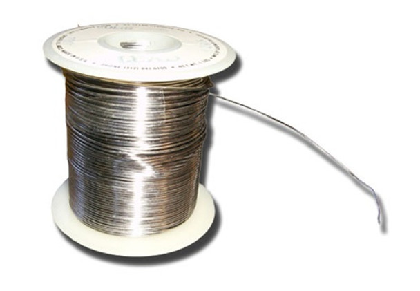 """Lead Impression Wire-0.125"""" 99.9% - 5 Pound Spool (3.18 mm)  Clearance Checking"""