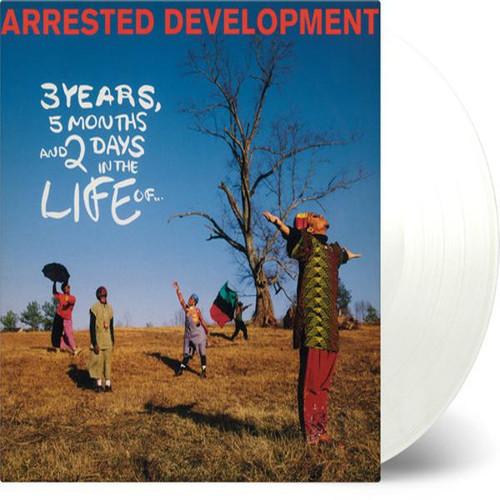 Arrested Development - 3 years 5 months (LP)