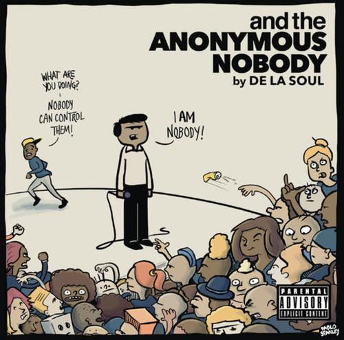 De La Soul - And the Anonymous (VINYL LP)