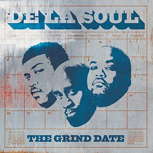 De La Soul - The Grind Date 10TH ANNIVERSARY (Vinyl LP)