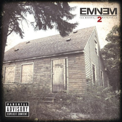 Eminem ‎– The Marshall Mathers LP 2 (2LP)