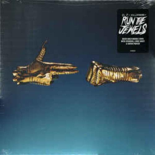 Run The Jewels - Run Jewels 3 (VINYL LP)