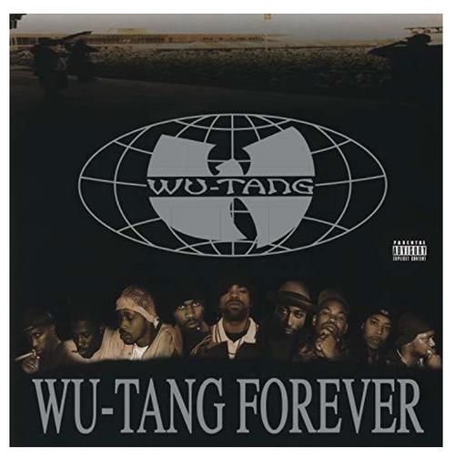 Wu-Tang Clan – Wu-Tang Forever.   ( 4 × Vinyl, LP, Album)