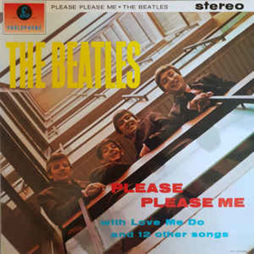 Beatles - Please Please Me (LP)