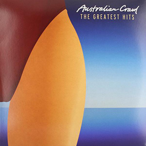 Australian Crawl - Greatest Hits (LP)