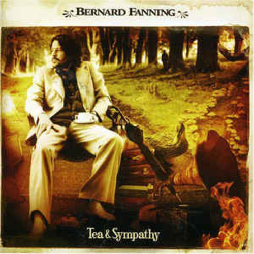 Bernard Fanning - Tea And Sympathy (LP)