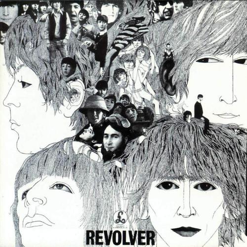Beatles - Revolver (Vinyl, LP, Album, Remastered, Stereo, 180g)