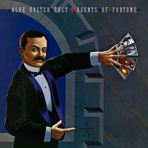 Blue Öyster Cult ‎– Agents Of Fortune (LP)