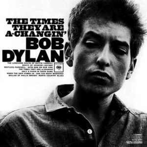 Bob Dylan Times are a Changing (LP)