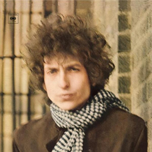 Bob Dylan Blonde - on Blonde (LP)