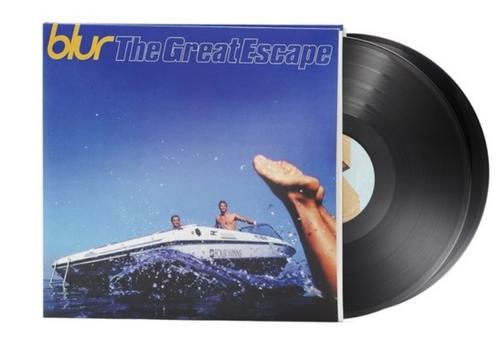 Blur - Great Escape    ( 2 × Vinyl, LP, Album)