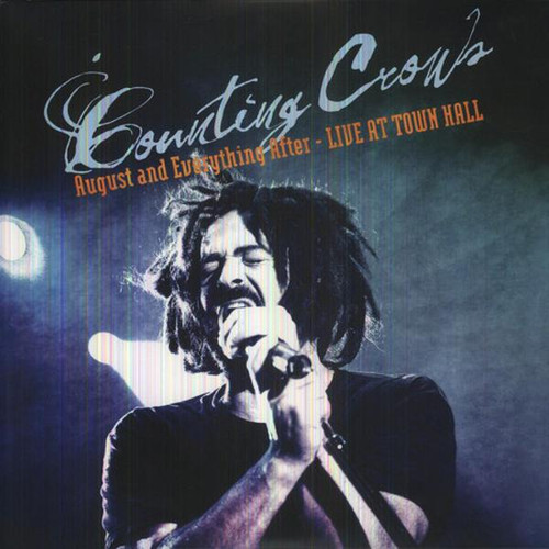 Counting Crows - August everything Live (VINYL LP)
