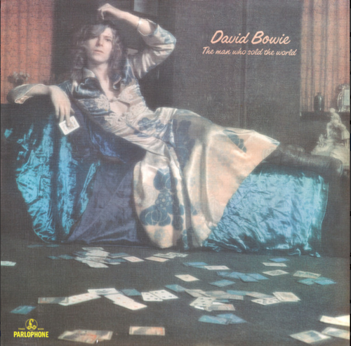 David Bowie ‎– The Man Who Sold The World.   ( Vinyl, LP, Album, Reissue, Remastered, Stereo, 180 Gram)