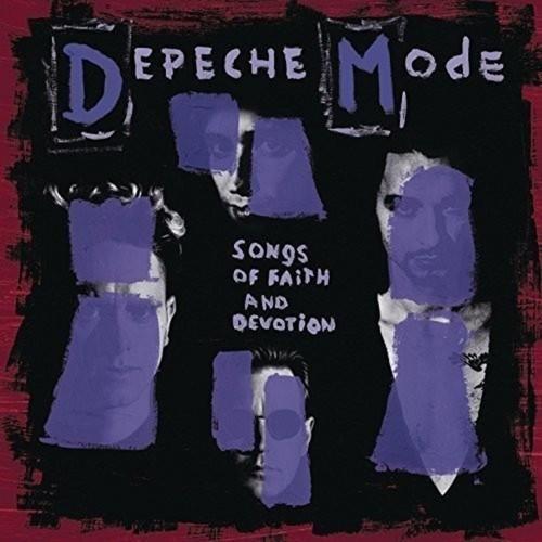 Depeche Mode - Songs of Faith and Devo (VINYL LP)