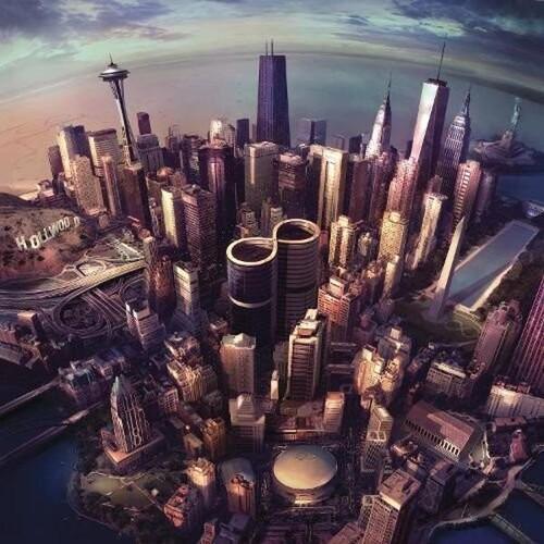Foo Fighters - Sonic Highways (VINYL LP)