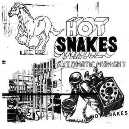 Hot Snakes - Automatic Midnight (VINYL LP)