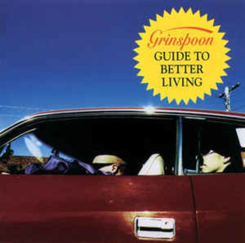 Grinspoon - Guide to better (VINYL LP)