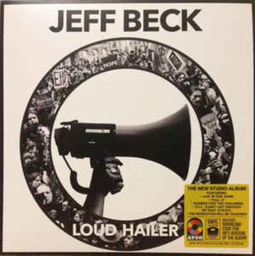 Jeff Beck - Loud Hailer (VINYL LP)