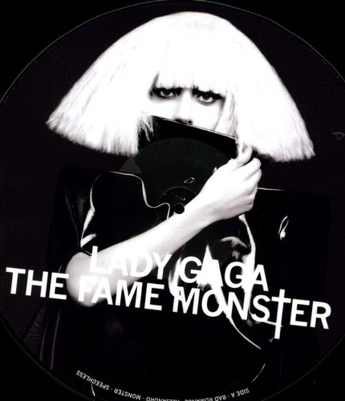 Lady Gaga ‎– The Fame Monster (VINYL LP)