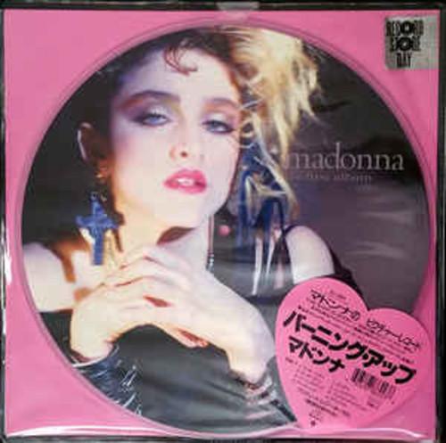 Madonna – The First Album , Picture Disc, Reissue (VINYL LP)