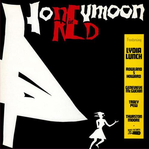 Lydia Lunch - Honeymoon In Red (VINYL LP)