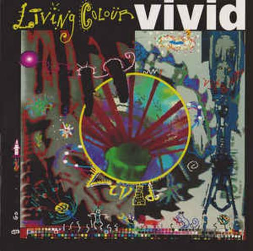 Living Colour - Vivid (VINYL LP)