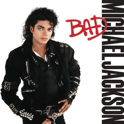 Michael Jackson - Bad (VINYL LP)