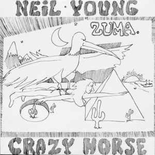Neil Young - Zuma (VINYL LP)