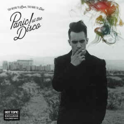 Panic! At The Disco – Too Weird To Live, Too Rare To Die! (VINYL LP)
