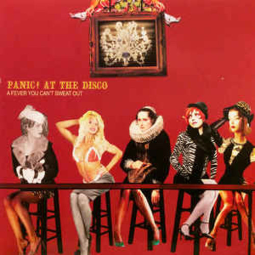 Panic! At The Disco ‎– A Fever You Can't Sweat Out