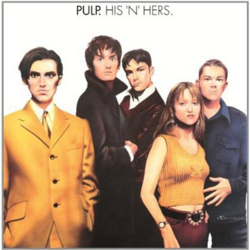 Pulp - His and Hers (VINYL LP)
