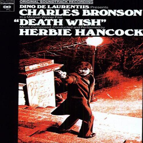  Death Wish (Original Soundtrack Recording) Herbie Hancock (VINYL LP)