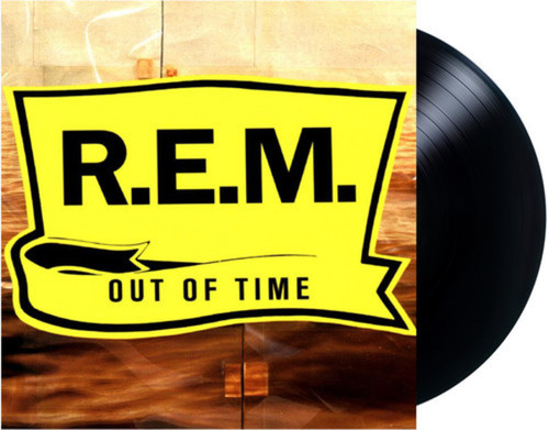R.E.M. ‎– Out Of Time (VINYL LP)