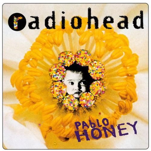 Radiohead - Pablo Honey (VINYL LP)