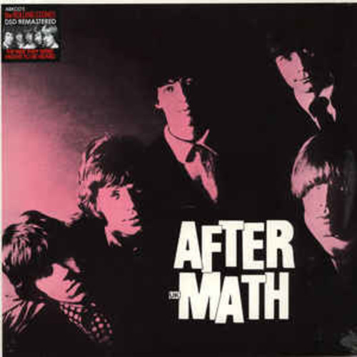 The Rolling Stones - Aftermath (VINYL LP)