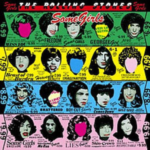 The Rolling Stones- Some Girls (VINYL LP)